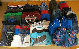 Boys clothes Large bundle size 4-5