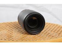 Nikon 70-300mm 4.5 lens.