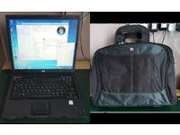 HP Compaq nc6320 Running Windows 7 and Wireless Internet