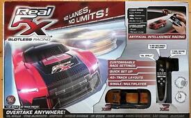 Real FX Slotless Racing
