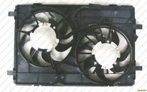 Cooling Fan Assemblyw/O Tow Package Lincoln  MKZ 2007-2009