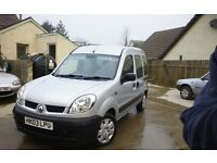 Renault kangoo 1.5 dci . 2003. £550 ono