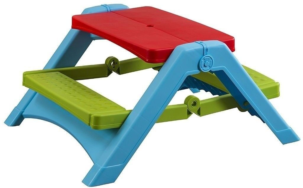 New pal play foldable kids picnic table in southampton new pal play foldable kids picnic table watchthetrailerfo