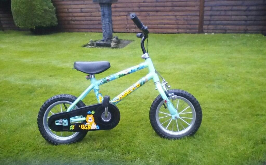 "14"" jungle bike"