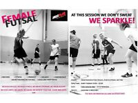 Female Futsal (Indoors)