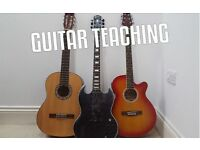 GUITAR TEACHER FOR BEGINNERS