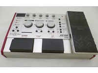 KORG TONEWORKS BASS EFFECTS PEDAL AX10B SOUNDS GREAT!