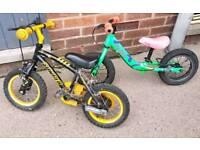 Kids 12 inch bikes