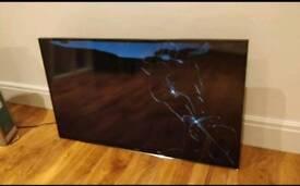 40 Inch Samsung HD Smart TV - Faulty