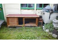 rabbit hutch for sale £25 sidcup/New eltham