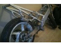 Kr1s rolling chassis