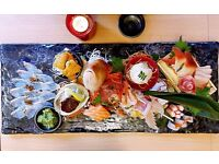Japanese restaurant in Shoreditch looking for Full-time (preferred) and Part-time waiting staff