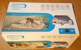 BNIB Aerobed Classic Double Inflatable Bed. With pump. RRP £139.99