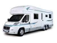 MOTORHOME / AMERICAN RV/ VW CAMPER / COACHBUILT WANTED ANYTHING CONSIDERED CASH WAITING