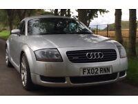 Audi TT Coupe QUATTRO MK1 AWD 4X4 4WD 1.8T *225 BHP* *Full Black Leather*Cheap Performance Car*