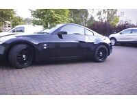 Nissan 350z for sale or poss swap CLS. Merc or BMW