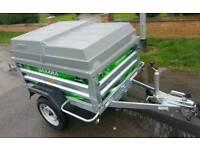 Daxara 158 camping trailer