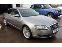 MINT condition 2006 Audi A6 2.7 Tdi QUATTRO saloon SE auto 114k hist, mot 26.10.17, new alloys !!