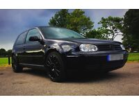 Vw Golf Mk4 gti 1.8t 1999 150bhp agu turbo Volkswagen not seat BMW r32 Subaru sport Ford