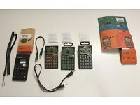Teenage Engineering Pocket Operator (x 3) PO-12, PO-14, PO-16 Portable Synth Package