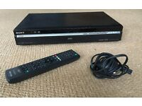 Sony High-Definition DVD & HDD Player