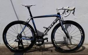 Scott Addict R15. M. Sram Red 10s. TWE Carbon Pro. 6.5kgs! Dulwich Hill Marrickville Area Preview