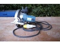 110v Makita 190mm skill saw HS7601