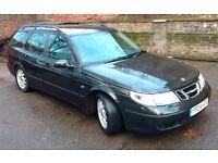 Beautiful Saab diesel