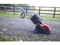 Sovereign 1000w electric mower