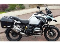 bmw r1200gs adventure te
