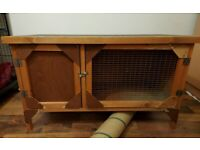 Animal Hutch - Used But Good Condition
