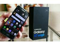 Samsung s7 edge 32 gb Black