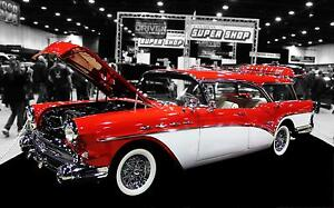 High Quality Prints of Classic Cars on Fine Art or Canvas