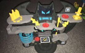 x2 Batman caves