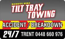 $80 Tow Truck | Accident Recovery | Towing Tilt Tray Tow Truck West Perth Perth City Preview