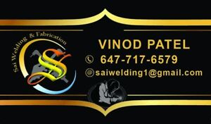 Custom made welding and fabrication services!