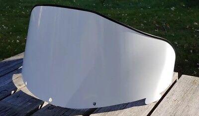 "Polaris XCR 600 SE /& SP; 1996-1997 11-1//2/"" Solid Black Windshield"