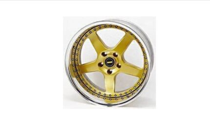 MC Racing Rims with Tyres