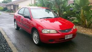 Ford Laser Car for Sale - Manual - Aircon - Low Kms Capalaba Brisbane South East Preview