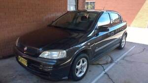 2000 Holden Astra Hatchback Tuncurry Great Lakes Area Preview