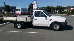 2000 Ford Courier Ute - 4 Cylinder - Manual - Rego - Warranty Cleveland Redland Area Preview