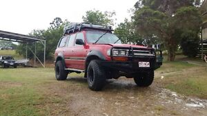 80 series landcruiser Cooran Noosa Area Preview
