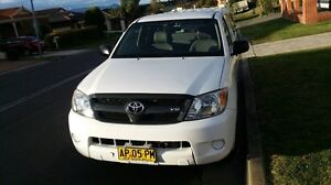 2007 Toyota Hilux 4x2!! Dual fuel!! Campbelltown Campbelltown Area Preview