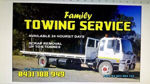family towing service 24/7 Cessnock Cessnock Area Preview