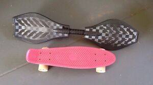 Rip stick & penny board Melrose Park Mitcham Area Preview