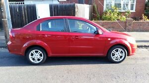 Holden Barina 2011 Red Auto for sale with Rego+Rwc Footscray Maribyrnong Area Preview