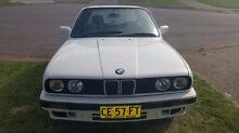 1990 BMW 318i Manual e30 registered Minto Campbelltown Area Preview
