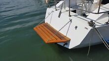 CUSTOM TIMBER WORK FOR BOATS Warriewood Pittwater Area Preview
