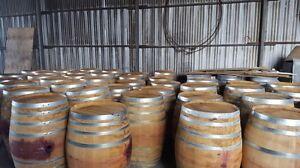 Bulk order oak wine barrels French and American Wholesale Bankstown Bankstown Area Preview