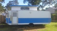 1978 viscount pop top caravan Wallsend Newcastle Area Preview
